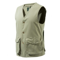 BERETTA- Man's Classic Hunt Vest Cotton