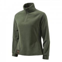Beretta Half Zip Fleece Woman